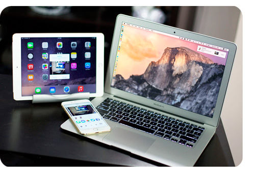 Курсы обучения работе на Mac OS в Питере