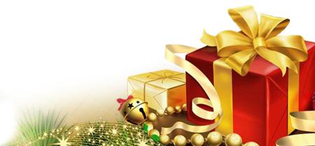 Новогодние подарочные сертификаты